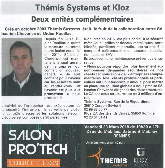 THEMIS SYSTEMS & KLOZ