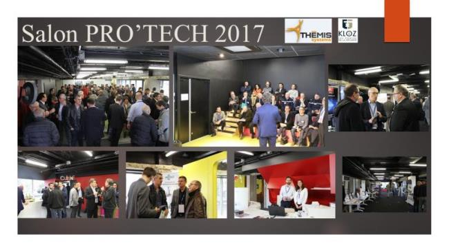 SALON PRO´TECH 2017 - Les photos